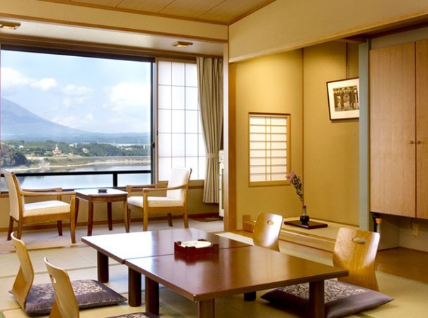 Featured Ryokans And Hotels In Iwate